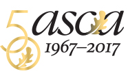 asca 50th logo